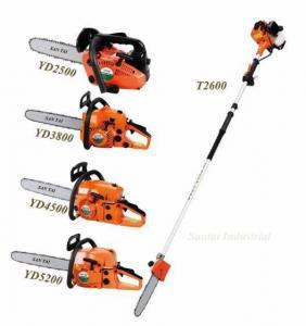 China Gasoline/Petrol (Pole)Chain Saw(25cc--78cc) on sale