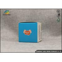 Buy Custom Cosmetic Packaging Boxes / Recycle Cardboard Gift Boxes at wholesale prices