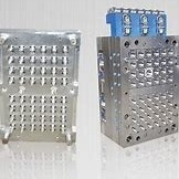 Quality Custom Precision Machining CNC Multi Cavity Mold Average Wall Thickness >3mm for sale