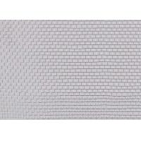 Quality Aluminum Door Window Mesh Screen 4ft X 100ft Plain Weaving / Closed Edge for sale