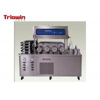 Quality UHT Food Processing Pilot Production Line Combined Sterilizer Of Plates And Tubes for sale