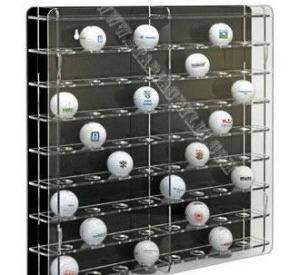 China Acrylic Golf Ball Display Case on sale