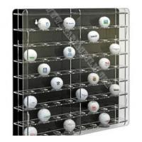 China Acrylic Golf Ball Display Case on sale