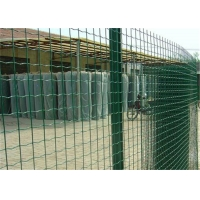 China Pvc Coated Euro Holland Welded Wire Fence 1.83 Height X25m Length on sale