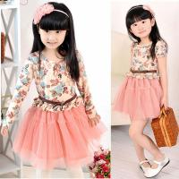 Quality Free sample hippie skirt dance dress children china supplier for sale
