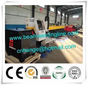 Quality Gantry CNC Plasma Cutting Machine , Plasma Cutting Machines for sale