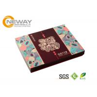 Best Luxury Folding Paper Carton Packing Box Fashion OEM Design Color Printing wholesale