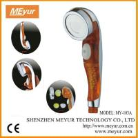 Quality MEYUR Spa Hand Shower Head with aroma function for sale