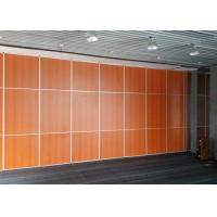 Quality Wooden Banquet Hall Exhibition Partition Walls Room Dividers for sale