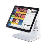 Quality Plastic Housing Touch Screen Register , Windows Linux / Win 7 Pos Touch Monitor for sale
