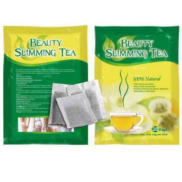 China slim tea efectos secundarios