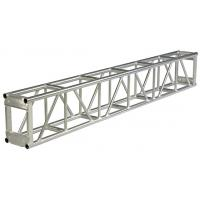 Quality 400*400*3m 6082-T6 Material Aluminum Square Truss Durable Roof Truss For Exhibition And Events for sale