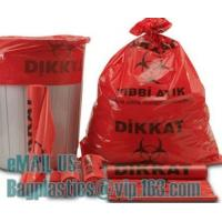 Quality Autoclave Bags, Pouches, Biohazard Waste Bags, Biohazard Garbage, Waste Disposal Bag for sale
