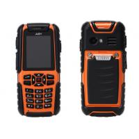 Quality IP67 2 Inch Shockproof Waterproof GSM Phone 850MHZ / 900MHZ / 1800MHz / 1900MHz for sale