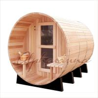Quality Nordic Type Life Red Cedar Sauna Kit / Dry Sauna Accessories Big Capacity for sale