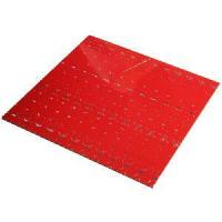 Quality Red Design PVC Ceiling Panel (HT-172) for sale