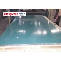 Quality CE SGS Standard Phenolic Laminated Sheet For School Laboratory Worktop for sale