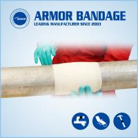 Quality Fast pipe repairing armor wrap tape household tools repair bandage for sale