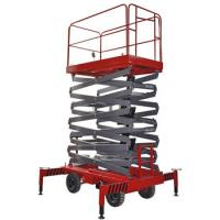 Quality 12 Meters industrial Hydraulic Lift Platform with 500Kg Loading Capacity for sale