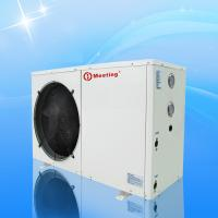 China Industrial Electric Air Source Heat Pump Anti Freeze For Heating Cooling & Hot Water on sale