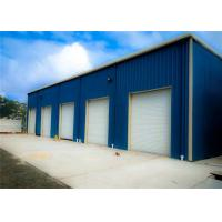 Quality Prefab Metal Buildings Light Steel  Structure Building With Sandwich Panel for sale