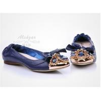 Women shoes falts leather shoes in original packing