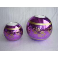Quality Candle Holders For Christmas (CAH030101X) for sale