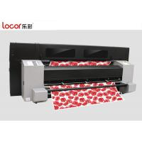 China Outdoor Dye Sublimation Fabric Printer / Textile Inkjet Printer Large Format on sale