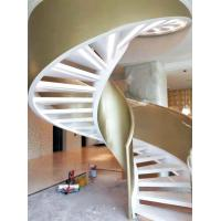 Quality Curved Staircase Guangzhou Manufacturer Large Project in Australia Sydney for sale