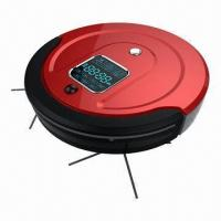 Quality Intelligent Robot Vacuum Cleaner with Powerful Suction, Lower Noise and Remote Control for sale