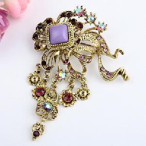 Quality Fashion Lady Charming Brooch (BH-068) for sale