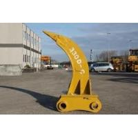 Quality Caterpillar 320D Backhoe Digger Ripper Tooth , High Strength Excavator Root Ripper for sale