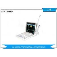 Quality Portable Ecografo Color Doppler Ultrasound Machine , Portable Echo Ultrasound Scanner for sale