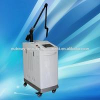 Quality 1064 / 532 Laser Stretch Mark Removal Machine With Q Switch for sale