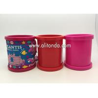 Quality Wholesale Soft PVC 3D Cartoon Drinking Mug/Children Cup/Plastic Cup for sale
