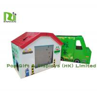 Best Cat Scratchers Corrugated Cardboard Furniture House Display For Pet Retailers wholesale