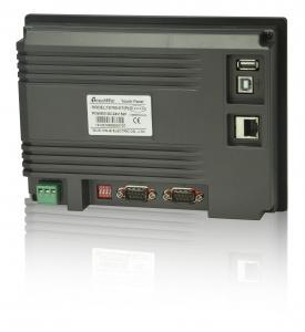 Quality IP65 Siemens Industrial HMI PLC High Resolution ARM9 Processor Intelegent Home Use for sale