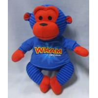 Quality Knitted Monkey Stuffed Animal Toys for sale