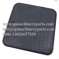 Buy cheap Medium Duty Ductile Iron Manhole Cover Iron 12.5T 600mm x 600mm Single Seal with Closed Keyways from wholesalers