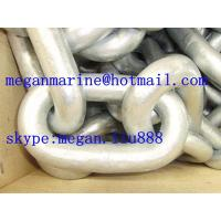 Quality 12.5MM TO 50MM MARINE  SHIP OPEN LINK ANCHOR CHAIN for sale