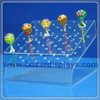 Best Fashionable Acrylic Lollipop Display Stand wholesale