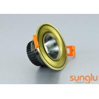 Buy Smart Home Dimmable LED Downlights , LED Recessed Downlights With Curved Face at wholesale prices