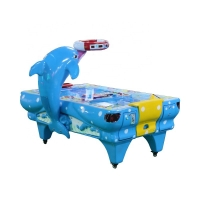 Quality Indoor Game Electric Air Hockey Table For Theme Park for sale