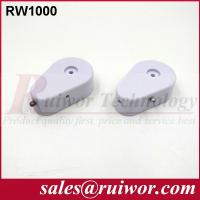 Quality Drop Shaped Anti Theft Recoiler Double Sided Adhesive For Purchase Security for sale
