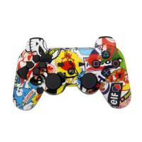 Quality Multi - Color Bluetooth Playstation 3 Controller Highly Sensitive Motion Control System for sale