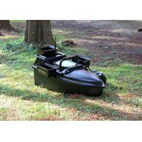 Quality Black bait boat gps rc model radio control style and ABS plastic type for sale
