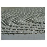 Quality Selvage Edge Stainless Steel Wire Mesh for sale