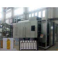 Quality 330mL - 2L Semi Automatic Blowing Filling Capping Combiblock For Pet Bottles Moulding for sale