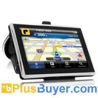 "Quality Navidos - 5"" Touchscreen SiRF Atlas V GPS Navigator (600MHz, Windows CE6.0) for sale"