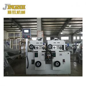 China MDF Chipboard Wood Coating Machine No Chromatic Aberration 380v Three Phase on sale
